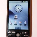 HTC Magic除了備有白色選擇外,也備有黑色版本。