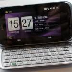 Touch Pro2內置QWERTY鍵盤,方便文字輸入。