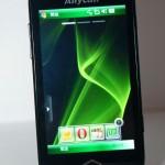 內置3.7吋WVGA解像度AMOLED螢幕是OMNIA II i8000H最大賣點。
