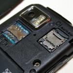 OMNIA II i8000H本身內置8GB儲存空間,但仍可透過Micro SDHC來擴展儲存。