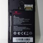 跟機電池容量只有1,010mAh,但仍有4小時的通話時間。