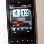 Touch2只配備QVGA解像度螢幕,但跟HTC較早前推出的Touch Diamond2走同一路線。