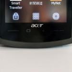 手機所用的按鍵都是採用熱感式操作。