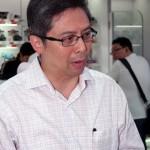 豐澤商品總監吳宗禧先生。