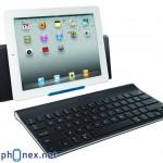 Logitech iPad專用平板電腦鍵盤